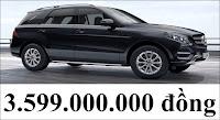 Giá xe Mercedes GLE 400 4MATIC 2020