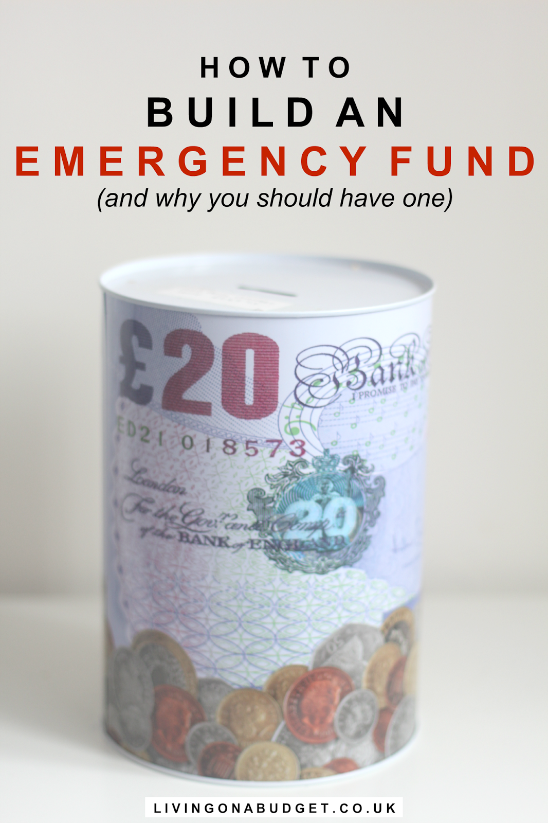 How To Build An Emergency Fund And Why You Should Have One
