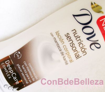 Review o reseña Dove Karite