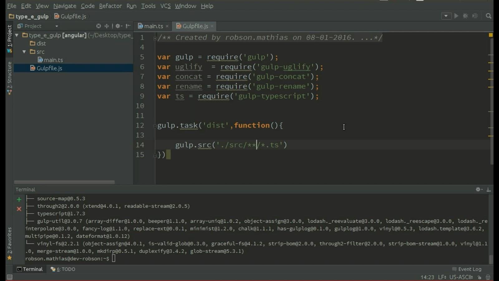 Curso Desenvolvimento Web com Javascript e Jquery