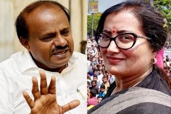 In Karnataka's Mandya, Ex-Actor Sumalatha Ambreesh vs Chief Minister's Son