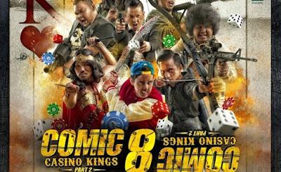 Download Comic 8: Casino Kings Part 2 (2016)