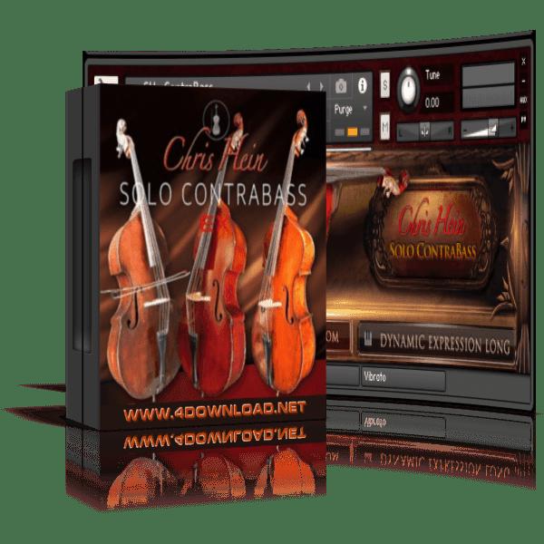 Chris Hein - Solo Contrabass KONTAKT Library
