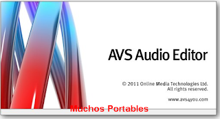 AVS Audio Editor Portable