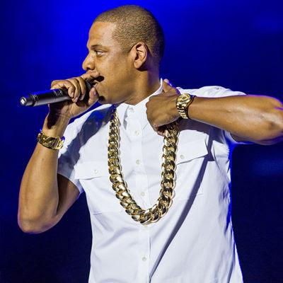 Jay Z Gold Sky-Dweller, cuban link chain, celine id bracelet