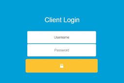 Clear Client Responsive Mikrotik Template