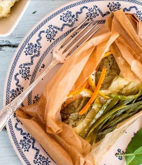 Simple Elegant Fish with Cauliflower Potato Mash Recipe