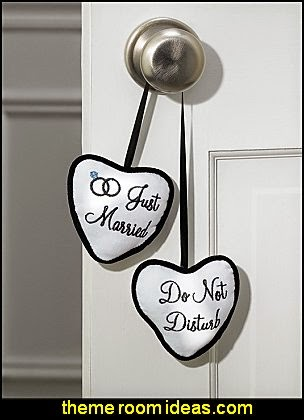 Satin Do Not Disturb Door Hanger