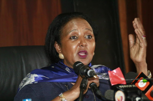 CS Amina: If You Think You Will Avoid HELB Repayments, You're HIGH