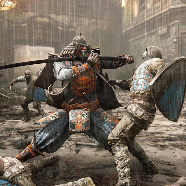 For Honor - Samurai Wallpaper Engine