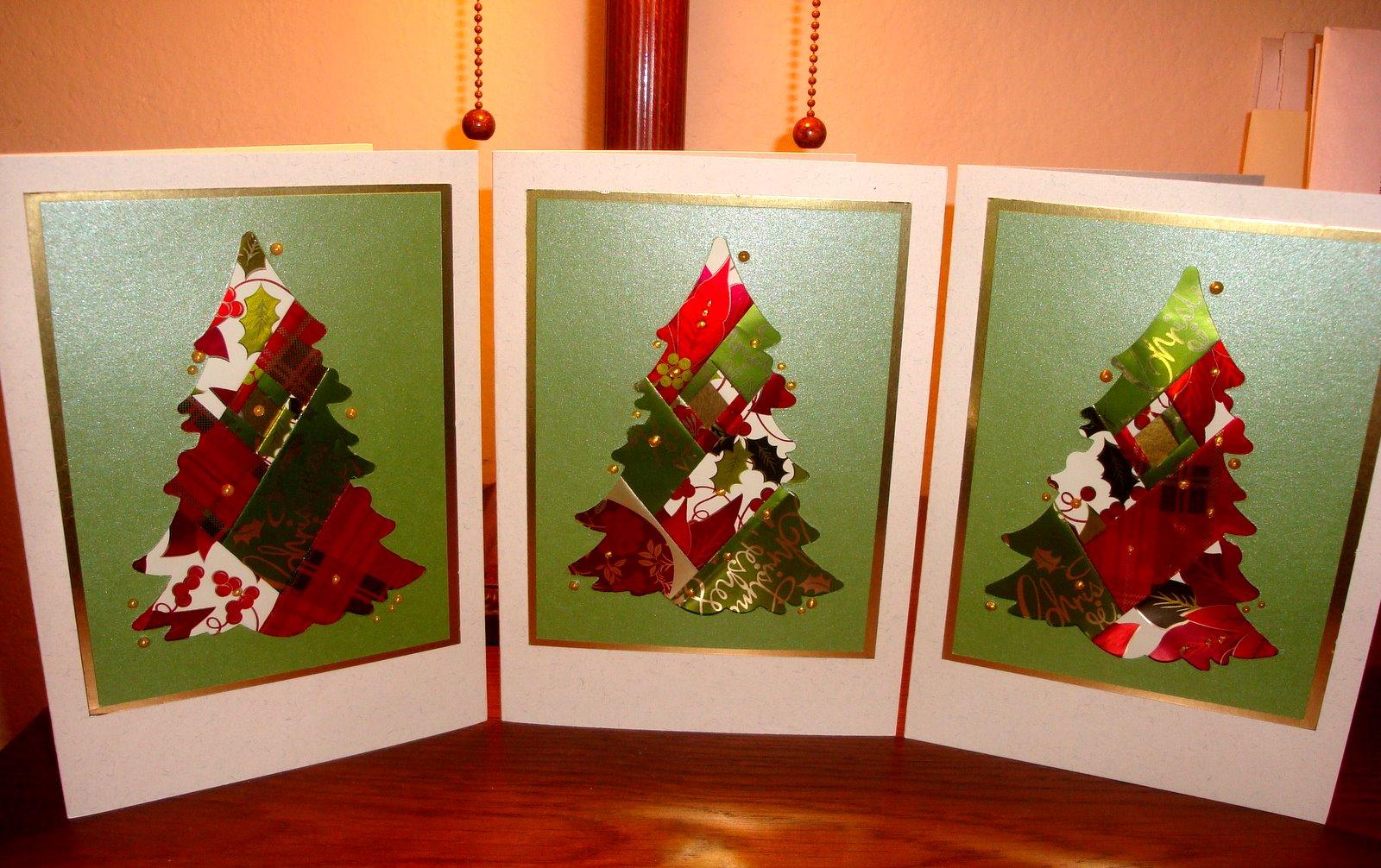 The Born Doodler: Christmas Trees