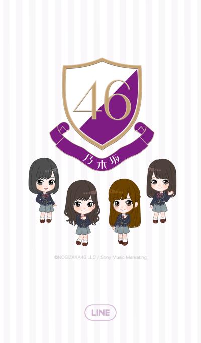 Nogizaka46: Cartoon Style