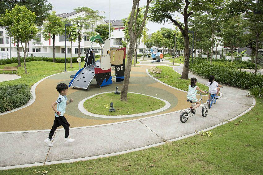 Chung cư Gamuda Gardens - Yên Sở - Hoàng Mai - Hà Nội - CĐT