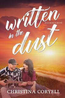 'WRITTEN IN THE DUST': Sequel Completes Readers Hope Canyon Journey. Review of the 2017 Indie novel by Christina Coryell. Text © Rissi JC