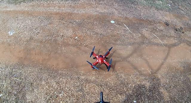 JJRC H25 Flying-1