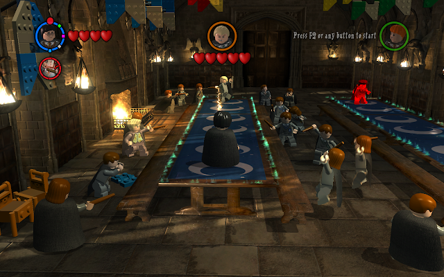 LEGO Harry Potter Years 1-4 PC Full Version Screenshot 2