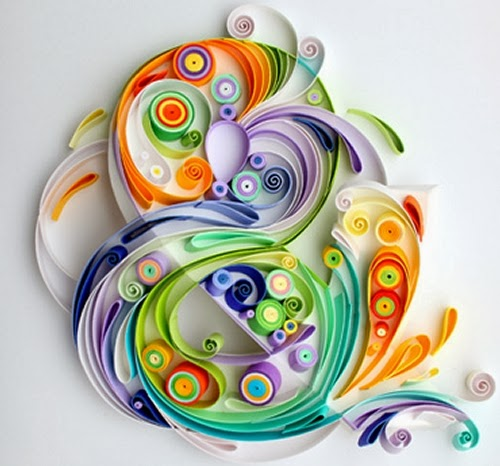 18-Quilling Portraits Russian Yulia Brodskaya Advertising -www-designstack-co
