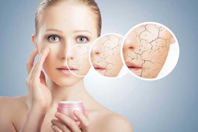 Cara merawat kulit wajah kering