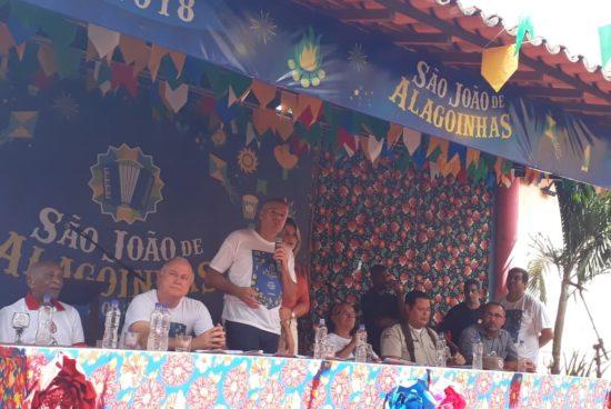 Prefeitura lança o São João Alagoinhas 2018 e entra oficialmente para o calendário junino baiano