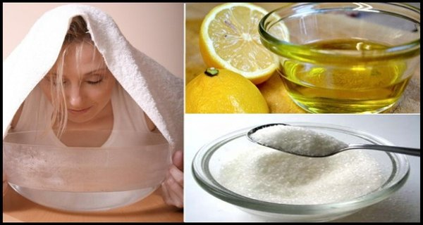 Here Is How To Prepare Natural Remedy For Colds – Lemon Oil Inhalation For A Stuffy Nose