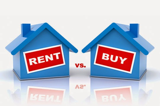 Home ownership is better than renting