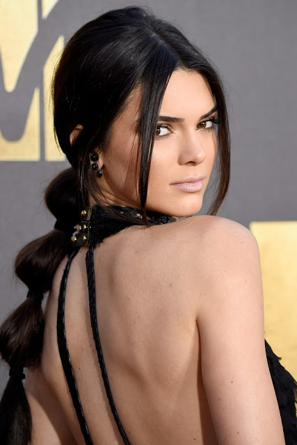 kendall jenner mtv movie awards