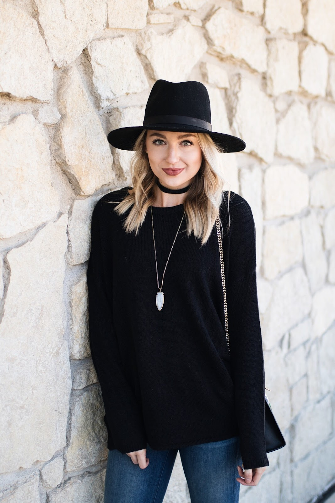 Black sweater under $20