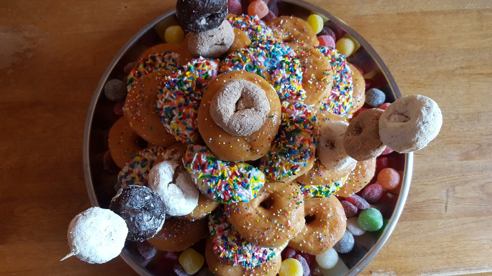 comment faire des gateaux de bonbons