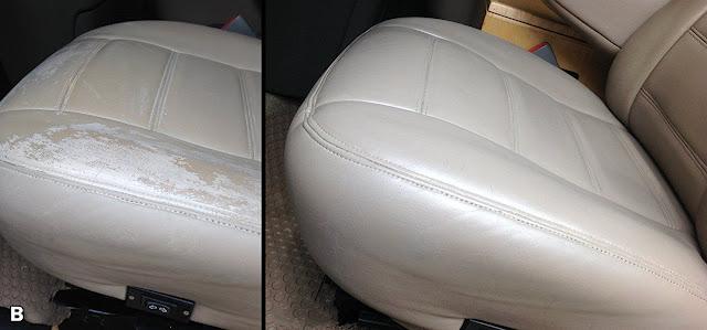 Comment réparer un siège d'auto en cuir déchiré
