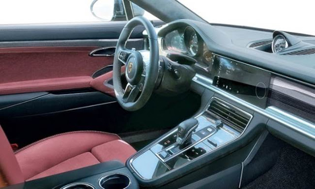 2018 Porsche Panamera Redesign