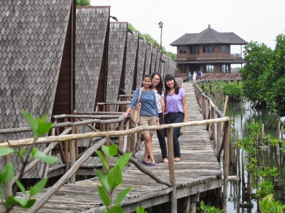 simple sleepy taman wisata alam hutan mangrove pantai indah kapuk rh simplesleepy blogspot com