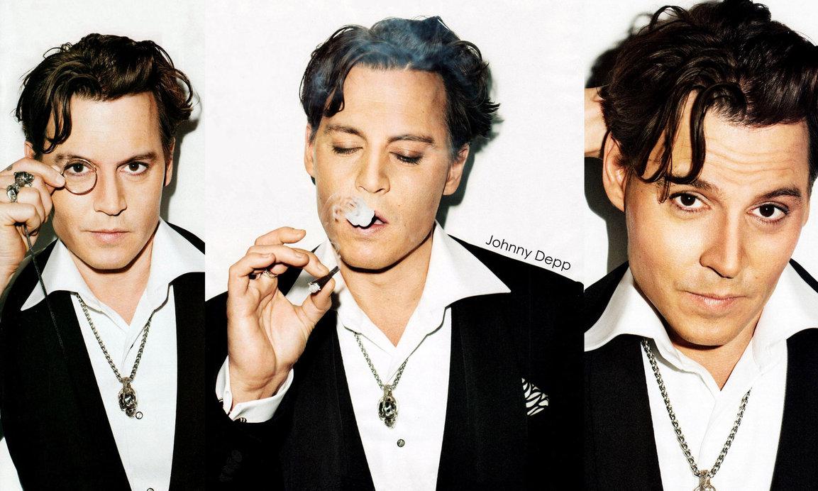 Birthdays: Johnny Depp (photos