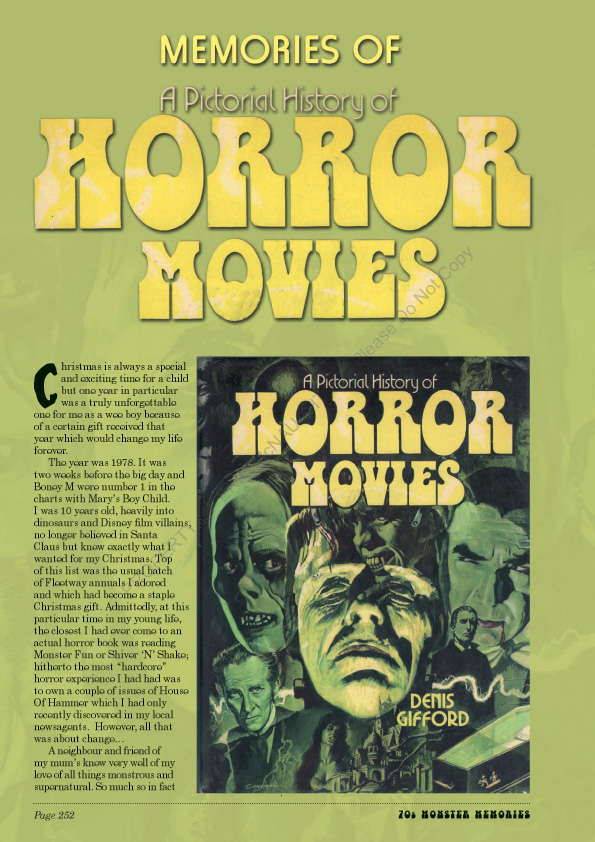 THE HORROR-MOOD:    A Horror-Mood Horror Book Review