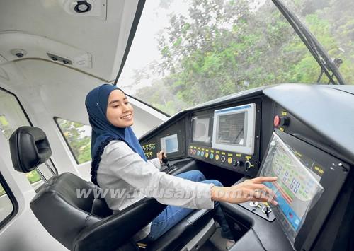 Ingin Sertai Peluang Berkerja Dalam Industri Pengangkutan Awam Darat Malaysia?! #SPAD #LPT2016 #TransformingtheNation