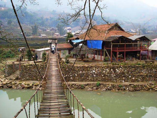 What are the most attractive tours in Sapa? 8