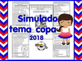 Simulado de história copa 2019