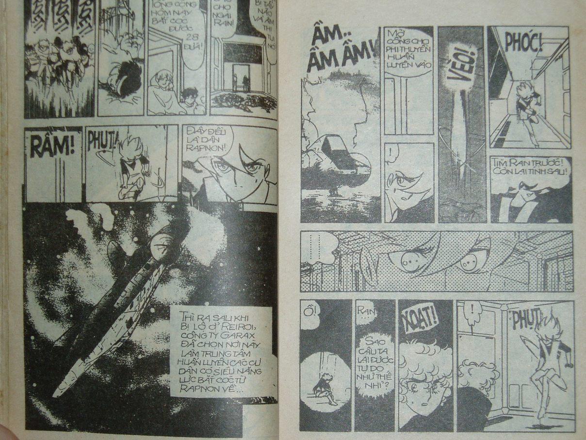 Siêu nhân Locke vol 08 trang 33