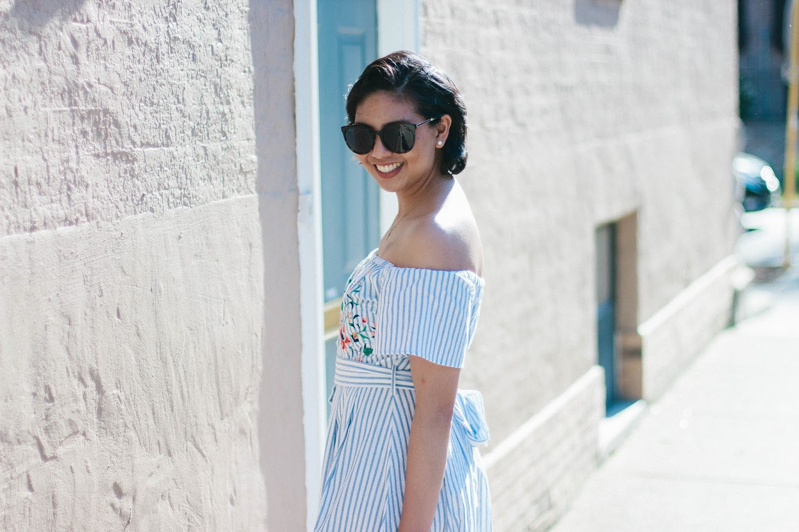 Top 8 Blue and White Summer Dresses