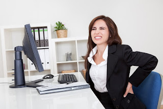 Fighting Back Pain At Work
