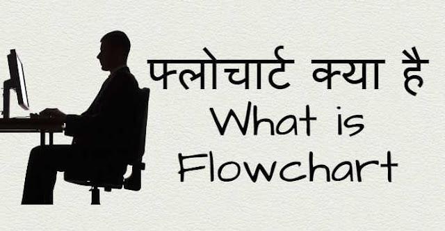 फ्लोचार्ट क्या है - What is Flowchart