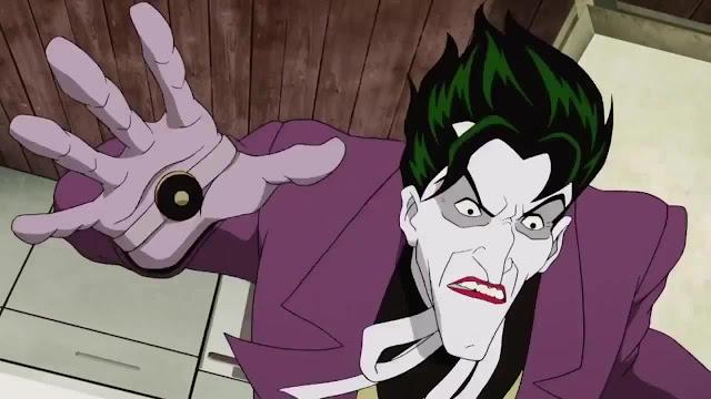 Batman, The Killing Joke 2016
