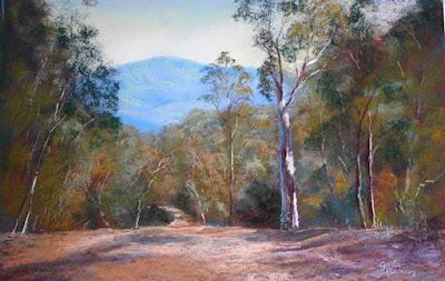 paisajes-australianos-pintura-al-pastel-mirarte-galeria