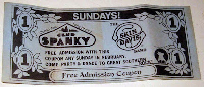 Club Spanky coupon in Long Branch, New Jersey