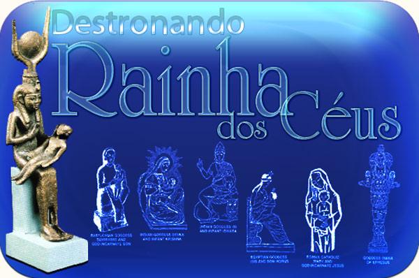 Resultado de imagem para rainha dos céus bíblia