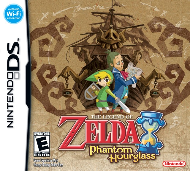 The Legend Of Zelda Phantom Hourglass Espanol Nds Zs 4s