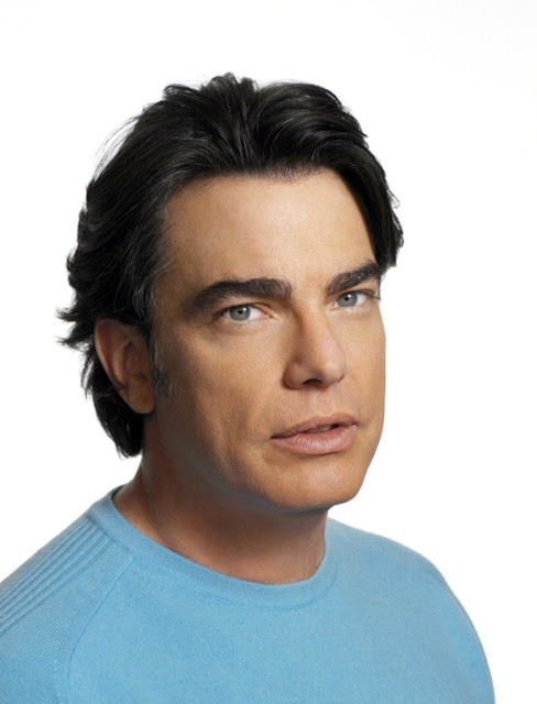 peter gallagher blue sweatshirt season 3 promo promotional photo photos