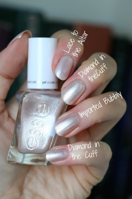Essie Gel Couture Holiday 2017 Collection - Swatches, Review ...
