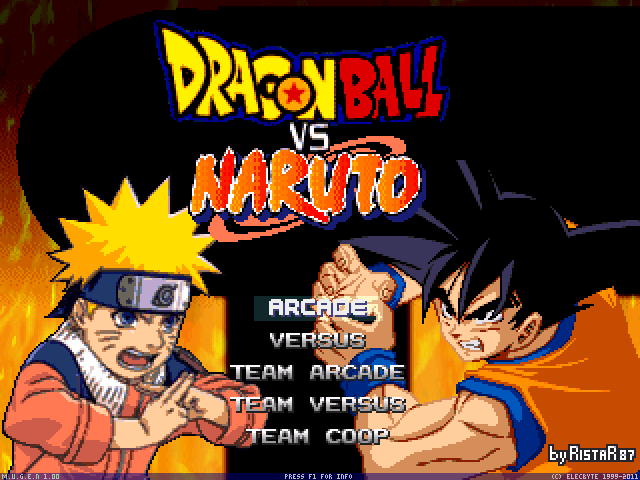 dragon ball vs.naruto m.u.g.e.n. 2013 download