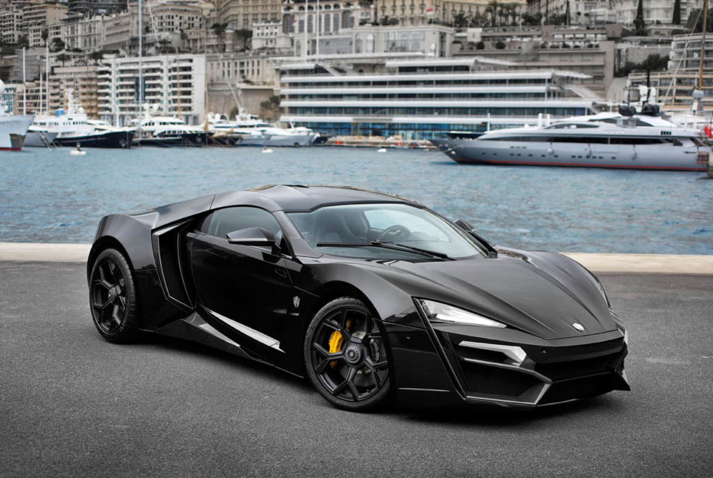W Motor Lykan HyperSport