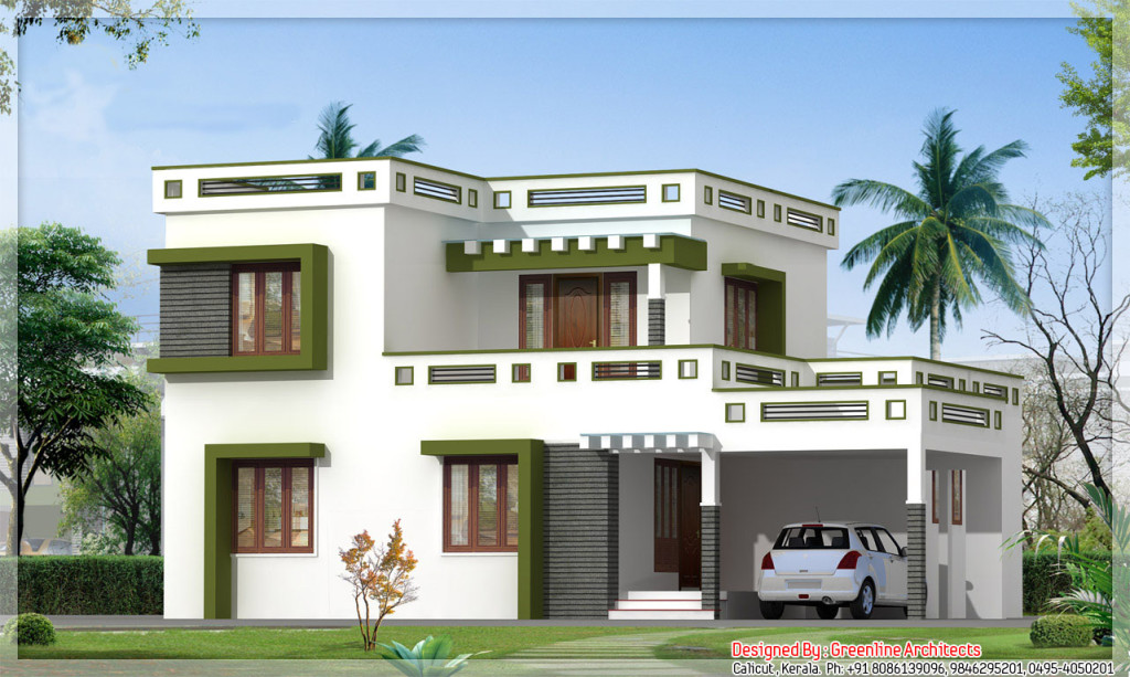 Front Elevation Of 120 Sq Yards House : Thoughtskoto